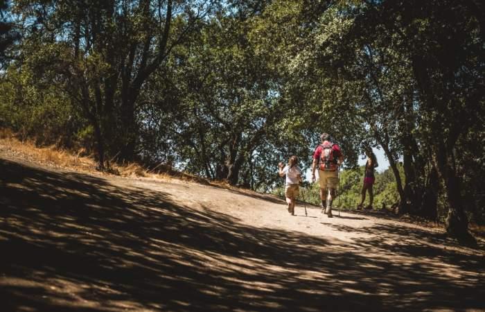 Los parques y cerros ideales para hacer trekking con niños y niñas